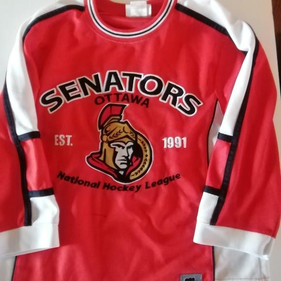 Kids Offical NHL's Senators Jersey size 6